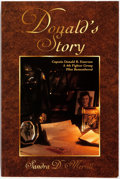 Books:Americana & American History, Sandra D. Merrill. SIGNED. Donald's Story. Tebidine, 1996.Trade paperback edition. Signed by the author on the ...