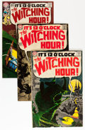 Bronze Age (1970-1979):Horror, The Witching Hour #1-85 Complete Series Group (DC, 1969-78)Condition: Average FN/VF.... (Total: 85 Comic Books)