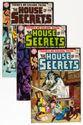 Bronze Age (1970-1979):Horror, House of Secrets #81-154 Near-Complete Run Group (DC, 1969-78)Condition: Average FN/VF.... (Total: 72 Comic Books)