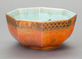 Ceramics & Porcelain, British:Modern  (1900 1949)  , AN ENGLISH FAIRYLAND LUSTRE PORCELAIN BOWL, Designed by DaisyMakeig-Jones, Wedgwood, Burslem (Stoke-on-Trent), Staffordshir...