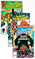 Modern Age (1980-Present):Superhero, The Amazing Spider-Man Group (Marvel, 1981-87) Condition: NM....(Total: 68 Comic Books)