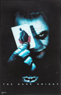 """Movie Posters:Action, The Dark Knight (Warner Brothers, 2008). Lenticular Poster (11"""" X 17"""") Joker Style. Action.. ..."""