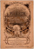 Books:Americana & American History, [Americana]. The Illustrated Pilgrim Memorial. Boston:Office of the National Monument to the Forefathers, 1864. Pub...