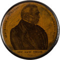 Political:3D & Other Display (pre-1896), Zachary Taylor: Handsome Snuff Box....