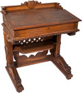 Political:Presidential Relics, U.S. House of Representatives: Circa 1857 Desk....