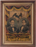 Political:Small Paper (pre-1896), Lincoln & Hamlin: Republican Banner for 1860....