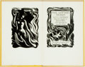 Books:Literature 1900-up, [Golden Cockerel Press]. LIMITED. V.G. Calderon. The LotteryTicket. With engravings by Dorothea Braby. London: The ...