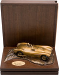 Transportation:Automobilia, Cunningham: The Life And Cars Of Briggs Swift Cunningham, By DeanBatchelor - In Wooden Book Sleeve With Bronze C-4R Sculpture...