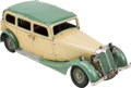 Transportation:Automobilia, 1930's Marklin Pullman Limousine Constructor Tin Model Toy Car ...
