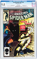 Modern Age (1980-Present):Superhero, The Amazing Spider-Man #256 (Marvel, 1984) CGC NM/MT 9.8 Whitepages....