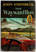 Books:Literature 1900-up, John Steinbeck. The Wayward Bus. New York: The Viking Press,1947. First edition, with all points present except tha...