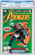 Modern Age (1980-Present):Superhero, The Avengers #196 (Marvel, 1980) CGC NM/MT 9.8 Off-white to whitepages....