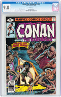 Bronze Age (1970-1979):Adventure, Conan the Barbarian #102 (Marvel, 1979) CGC NM/MT 9.8 White pages....