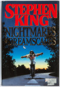 Books:Horror & Supernatural, Stephen King. Nightmares and Dreamscapes. Viking, [1993].First edition, first printing. Thick octavo. Publisher's b...