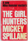 Books:Mystery & Detective Fiction, Mickey Spillane. The Girl Hunters. New York: E.P. Dutton,1962. First edition, first printing. Publisher's cloth and...