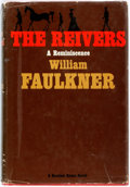 Books:Literature 1900-up, William Faulkner. The Reivers. New York: Random House,[1962]. First trade edition, first printing. Publisher's clot...