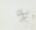 Animation Art:Production Drawing, Tugboat Mickey Mickey Mouse Production Drawing Animation Art(Walt Disney, 1940)....
