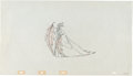 Animation Art:Production Drawing, Sleeping Beauty Maleficent Production Drawing Animation Art(Walt Disney, 1959)....