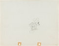 Animation Art:Production Drawing, Mickey's Man Friday Mickey Mouse Production DrawingAnimation Art (Walt Disney. 1935)....