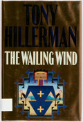 Books:Mystery & Detective Fiction, Tony Hillerman. SIGNED. The Wailing Wind. New York: HarperCollins, 2002. First edition. Signed at the title page. O...