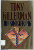 Books:Mystery & Detective Fiction, Tony Hillerman. SIGNED. The Sinister Pig. New York: HarperCollins, 2003. First edition. Signed by the author at the...