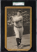 Baseball Cards:Singles (1930-1939), 1934 R309-1 Goudey Premium Babe Ruth SGC 10 Poor 1....