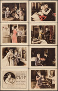 "Movie Posters:Drama, The Old Nest (Goldwyn, 1921). Title Lobby Card and Lobby Cards (7) (11"" X 14"") & Promo (10.75"" X 13.75"") DS. Drama.. ... (Total: 9 Items)"