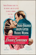"""Movie Posters:Hitchcock, Under Capricorn (Warner Brothers, 1949). One Sheet (27"""" X 41""""). Hitchcock.. ..."""