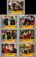 "Movie Posters:Drama, No Highway in the Sky (20th Century Fox, 1951). Lobby Cards (7) (11"" X 14""). Drama.. ... (Total: 7 Items)"