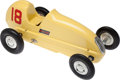 Transportation:Automobilia, Vintage Dooling F Type Toy Model Tether Car With Gas Powered McCoyRed Head Engine...