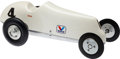 Transportation:Automobilia, Vintage Dooling Arrow #4 Toy Model Tether Car With Dooling 61Engine ...