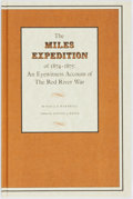 Books:Americana & American History, [Lonnie J. White, Editor]. J.T. Marshall. SIGNED. The MilesExpedition of 1874-1875: An Eyewitness Account of the Red Ri...
