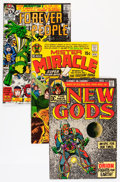 Bronze Age (1970-1979):Miscellaneous, DC Bronze Age Jack Kirby-Related Comics Group (DC, 1970s)Condition: Average VG/FN.... (Total: 39 Comic Books)