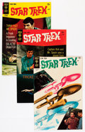Silver Age (1956-1969):Science Fiction, Star Trek #4-9 Group - Savannah pedigree (Gold Key, 1969-71)Condition: Average VF+.... (Total: 6 Comic Books)