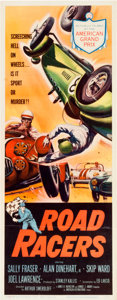 Transportation:Automobilia, Road Racers (1959) Movie Insert ...
