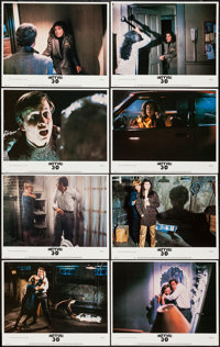 """Amityville 3-D (Orion, 1983). Lobby Card Set of 8 (11"""" X 14""""). Horror. ... (Total: 8 Items)"""
