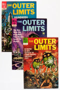 Silver Age (1956-1969):Science Fiction, Outer Limits File Copy Group (Dell, 1964-69) Condition: AverageVF+.... (Total: 10 Comic Books)