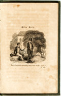 Books:Americana & American History, [Americana[. Slim Jack: or, The History of a Circus-Boy.Philadelphia: American Sunday-School Union, [1847]. First e...