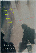 Books:Mystery & Detective Fiction, Dennis Lehane. A Drink before the War. New York: HarcourtBrace, [1994]. First edition, first printing. Publisher's ...