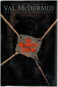 Books:Mystery & Detective Fiction, Val McDermid. SIGNED. The Mermaids Singing. New York: HarperCollins, [1995]. First edition, first printing. Signe...