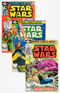 Modern Age (1980-Present):Science Fiction, Star Wars Group (Marvel, 1980-86) Condition: Average NM-....(Total: 44 Comic Books)