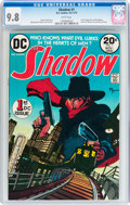 Bronze Age (1970-1979):Miscellaneous, Shadow, The #1 (DC, 1973) CGC NM/MT 9.8 White pages....