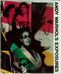 Books:Photography, [Photography]. Andy Warhol. Andy Warhol's Exposures. New York: Andy Warhol Books/Grosset & Dunlap, [1979]. First edi...