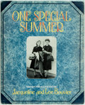 Books:Children's Books, Jacqueline and Lee Bouvier. One Special Summer. New York:Delacorte Press, [1974]. First edition, first printing. Fo...