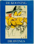 Books:Art & Architecture, Willem de Kooning. Drawings. Text by Thomas B. Hess. Greenwich: NYGS, [1972]. First American edition. Publis...