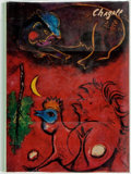 Books:Art & Architecture, Marc Chagall. Life and Work. Text by Franz Meyer. New York: Harry N. Abrams, [1963]. With 53 color plates tipped in. Thi...