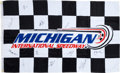 Transportation, 2006 Firestone 400 Race Flag From Michigan International SpeedwaySigned With Driver Autographs ...