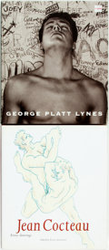 Books:Art & Architecture, [Jean Cocteau, George Platt Lynes]. A Book of Photographs and a Book of Erotic Drawings. Various publishers and dates. Origi... (Total: 2 Items)