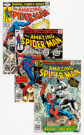 Modern Age (1980-Present):Superhero, The Amazing Spider-Man Short Box Group (Marvel, 1979-86) Condition:Average NM-....