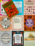 Books:Art & Architecture, [Arts and Crafts]. Group of Ten Books about Crafting. Quartos. Most softcover. Very good. . ... (Total: 10 Items)